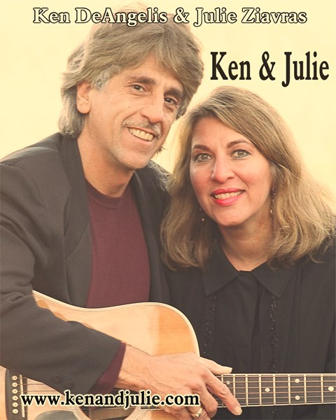 Ken and Julie Acoustic Duo - Acoustic Band - Middletown, NY