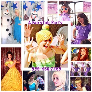 Fresno Princess Party | A Fairytale Party Princess Parties