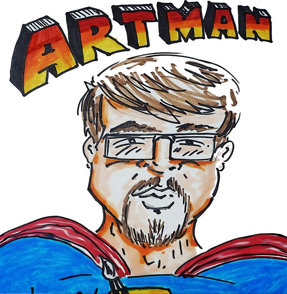 Artman - Caricaturist - Suffern, NY