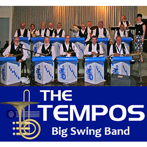 The Tempos - Swing Band - Bellevue, WA