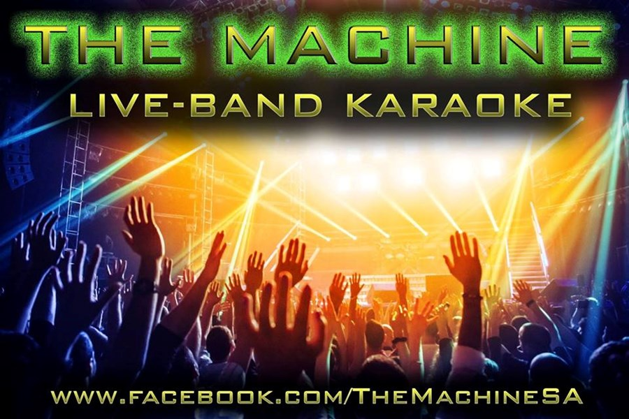 The Machine (Live-Band Karaoke) - Karaoke Band - San Antonio, TX