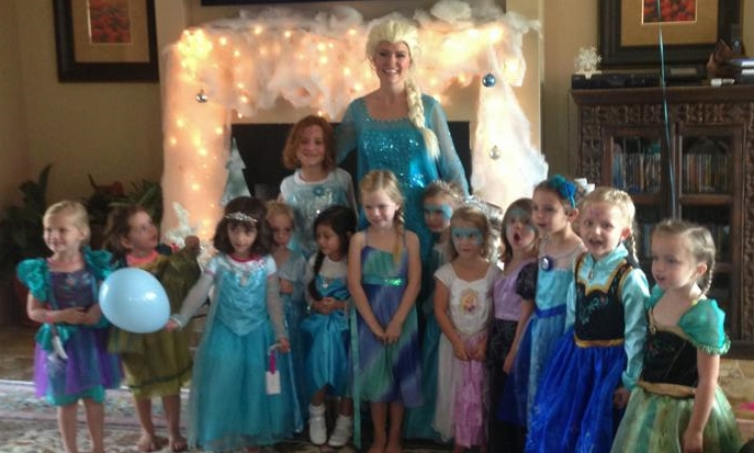 Wish Upon A Star:  Princess Parties - Princess Party - Fort Myers, FL