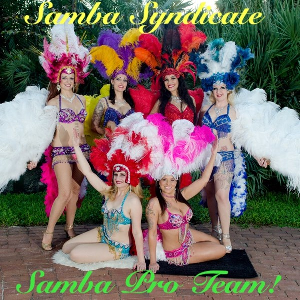 Samba Syndicate - Dance Group - Tampa, FL