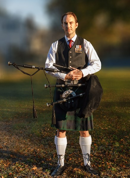 Rob Williams - Bagpiper - Milton, DE