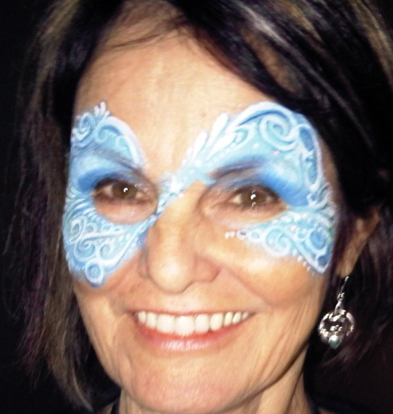 Desert Diva Face Painting and Airbrush Tattoos - Face Painter - Tucson, AZ