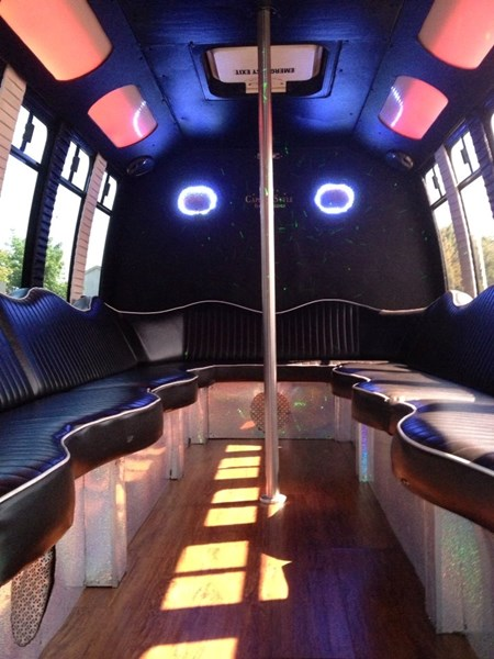 Metro Detroit Party Bus & Limo Rentals - Party Bus - Troy, MI