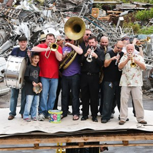 Biscoe Swing Band | Mighty Souls Brass Band