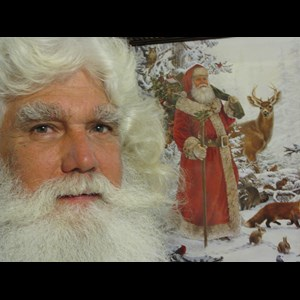Dime Box Santa Claus | Santa Bill Lowman