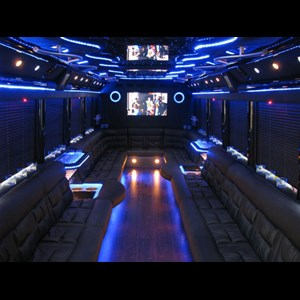 Attica Party Bus | Party Bus Detroit Michigan