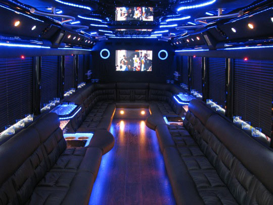 Party Bus Detroit Michigan - Party Bus - Rochester, MI