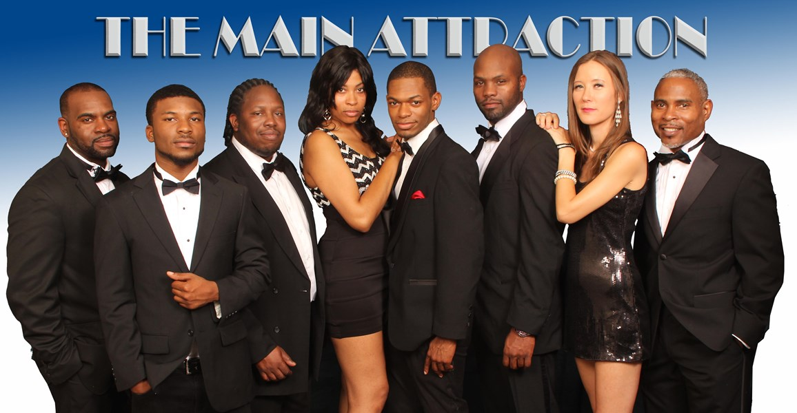 The Main Attraction Band - Motown Band - Fayetteville, GA