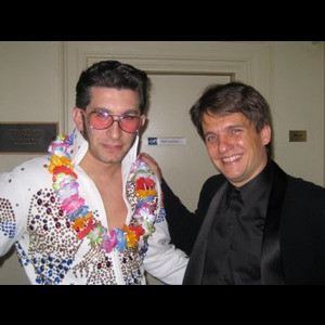 Rockport Elvis Impersonator | Michael Viselli As The King Returns!