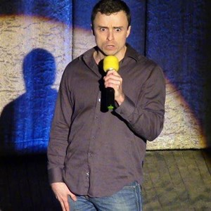 Melcher-Dallas Emcee | Comedian Andy Hartley