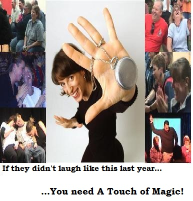 Comedy Hypnosis Entertainment by A Touch of Magic - Hypnotist - Saint Paul, MN
