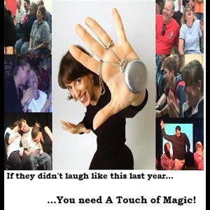 Duluth Fortune Teller | Comedy Hypnosis Entertainment by A Touch of Magic