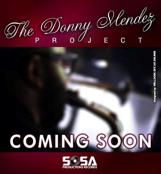 Donny Mendez Project - Saxophonist - New York, NY