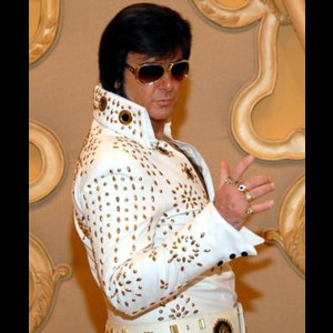 ELVIS OF VEGAS-JEFF STANULIS - Elvis Impersonator - Las Vegas, NV