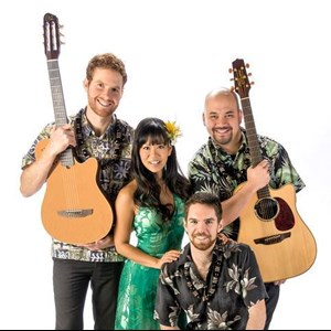 Honolulu Hawaiian Band | Ha'ena - Contemporary Hawaiian Music