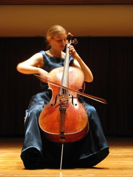 Molly Goforth - Cellist - Lafayette, LA