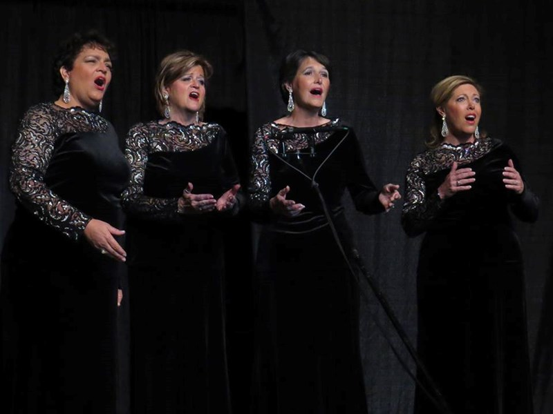 After Eight Women's Quartet - A Cappella Group - Bakersfield, CA