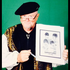 Snow Lake Caricaturist | CARICATURES by STEVE