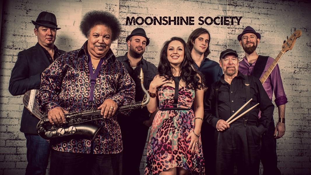 Moonshine Society - Blues Band - Washington, DC
