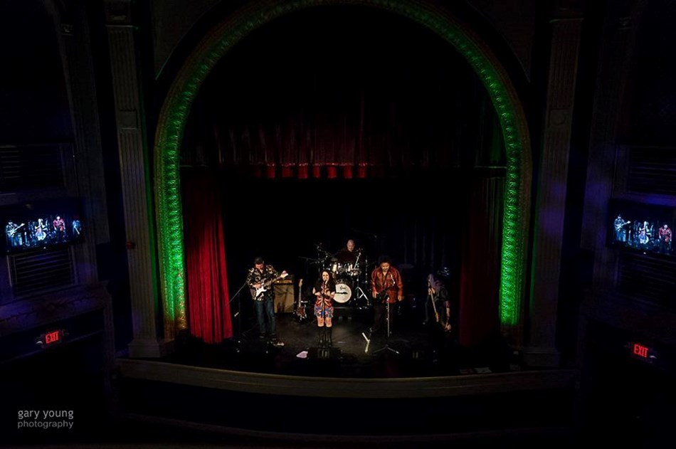 Concert at Old Town Theater