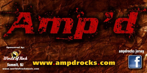 ampdrocksjersey - Cover Band - Summit, NJ