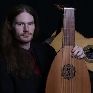 Ringling Acoustic Guitarist | Jacob Johnson, Guitar and Lute