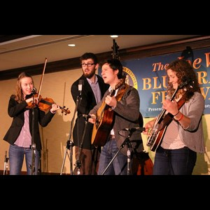 Stetson Bluegrass Band | Mile Twelve
