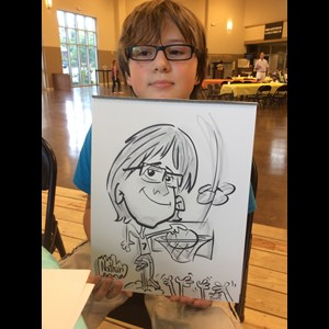 Waverly Caricaturist | Caricatures by Mr. D