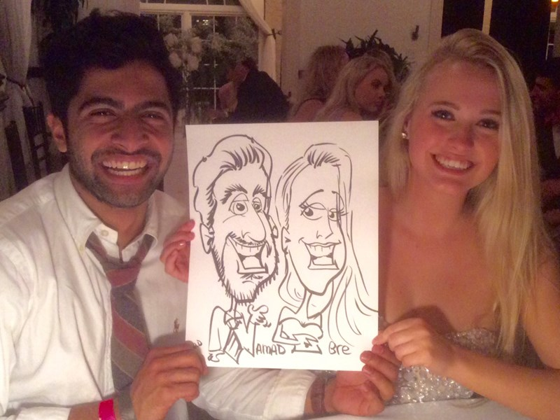 Caricatures by Mr. D   - Caricaturist - Ponte Vedra Beach, FL