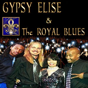 Mobile Blues Band | Gypsy Elise & The Royal Blues