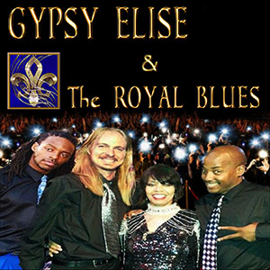 Gypsy Elise & The Royal Blues - Dance Band - Orlando, FL
