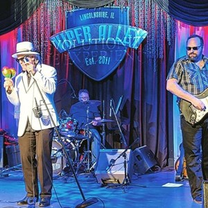 Monroe Center 50s Band | Crook County Blues Band