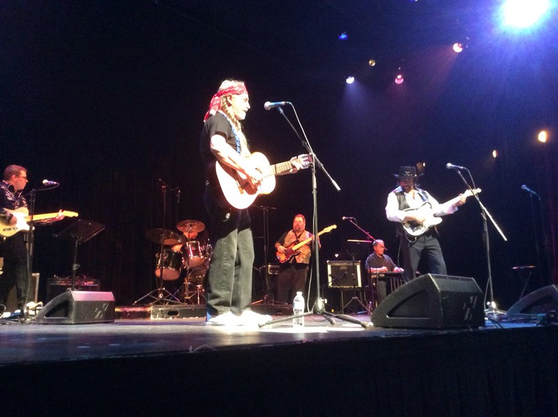 guymelanson - Willie Nelson Tribute Act - Woodstock, ON