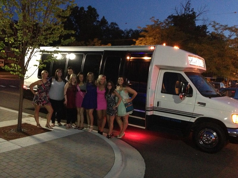 Howell Limo Bus - Party Bus - Brighton, MI