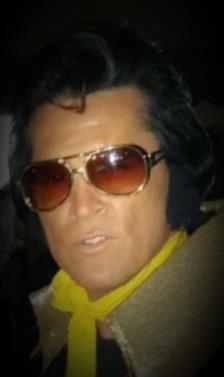 Randy Elvis Bonneval - Elvis Impersonator - New Orleans, LA