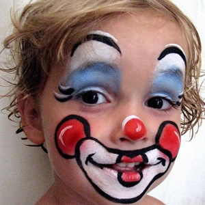 Winston Salem, NC Face Painter | Sunshine Faces Face Painting