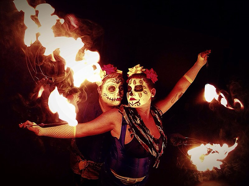 Fuego Productions - Fire Dancer - San Gabriel, CA
