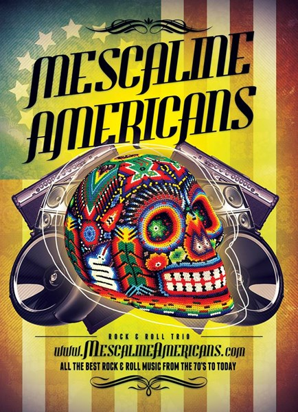 Mescaline Americans - Classic Rock Band - Grapevine, TX