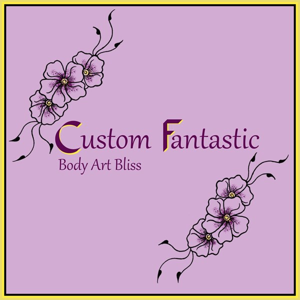 Custom Fantastic / Hennatopia - Face Painter - Hillsboro, OR