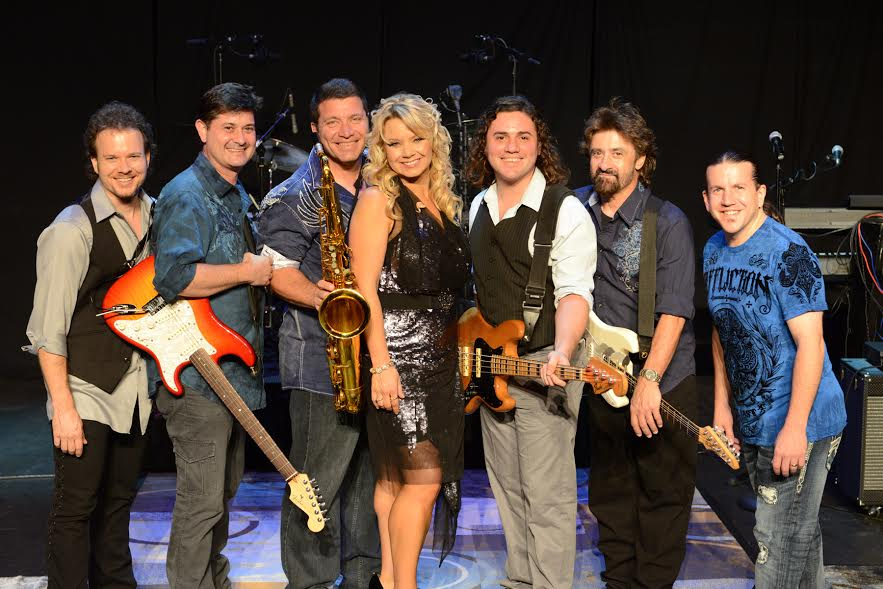 The Meredith Walker Band - Cover Band - Daytona Beach, FL