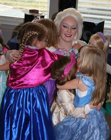 Pixie Dust Productions LLC.  - Princess Party - Centerville, IN