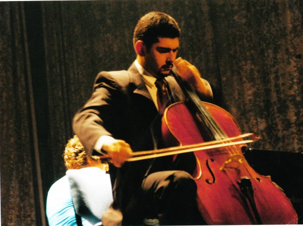 Celistanbul - Cellist - Washington, DC