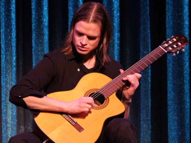 Gladius (Guitarist):  Flamenco, Spanish, Classical - Flamenco Guitarist - Oakwood, GA