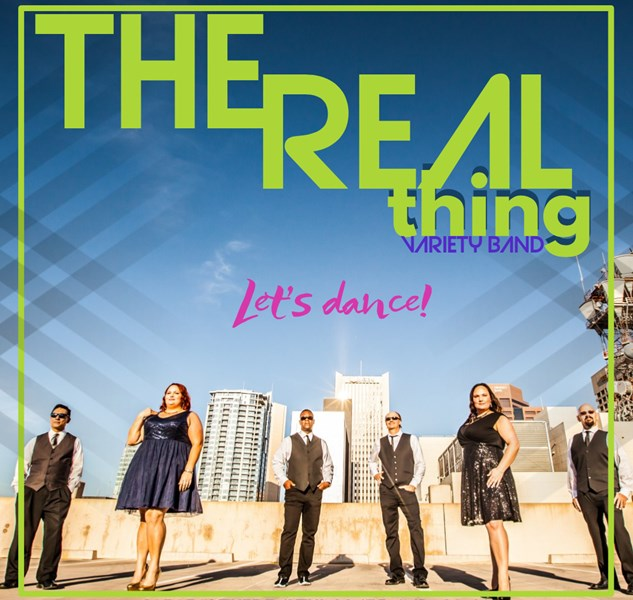 The Real Thing - Variety Band - Phoenix, AZ