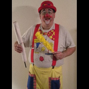 Bonner Springs Balloon Twister | Fantastic Clowning & Magic
