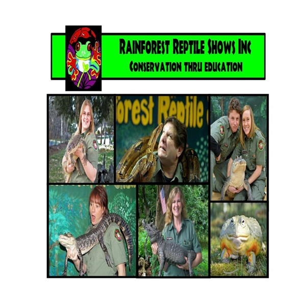 Rainforest Reptile Shows - Animal For A Party - Beverly, MA
