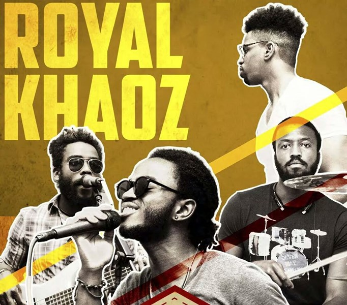 Royal Khaoz - Reggae Band - Yonkers, NY